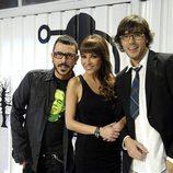 Ruth Jiménez, Fran Rodríguez y Guillermo Rayo