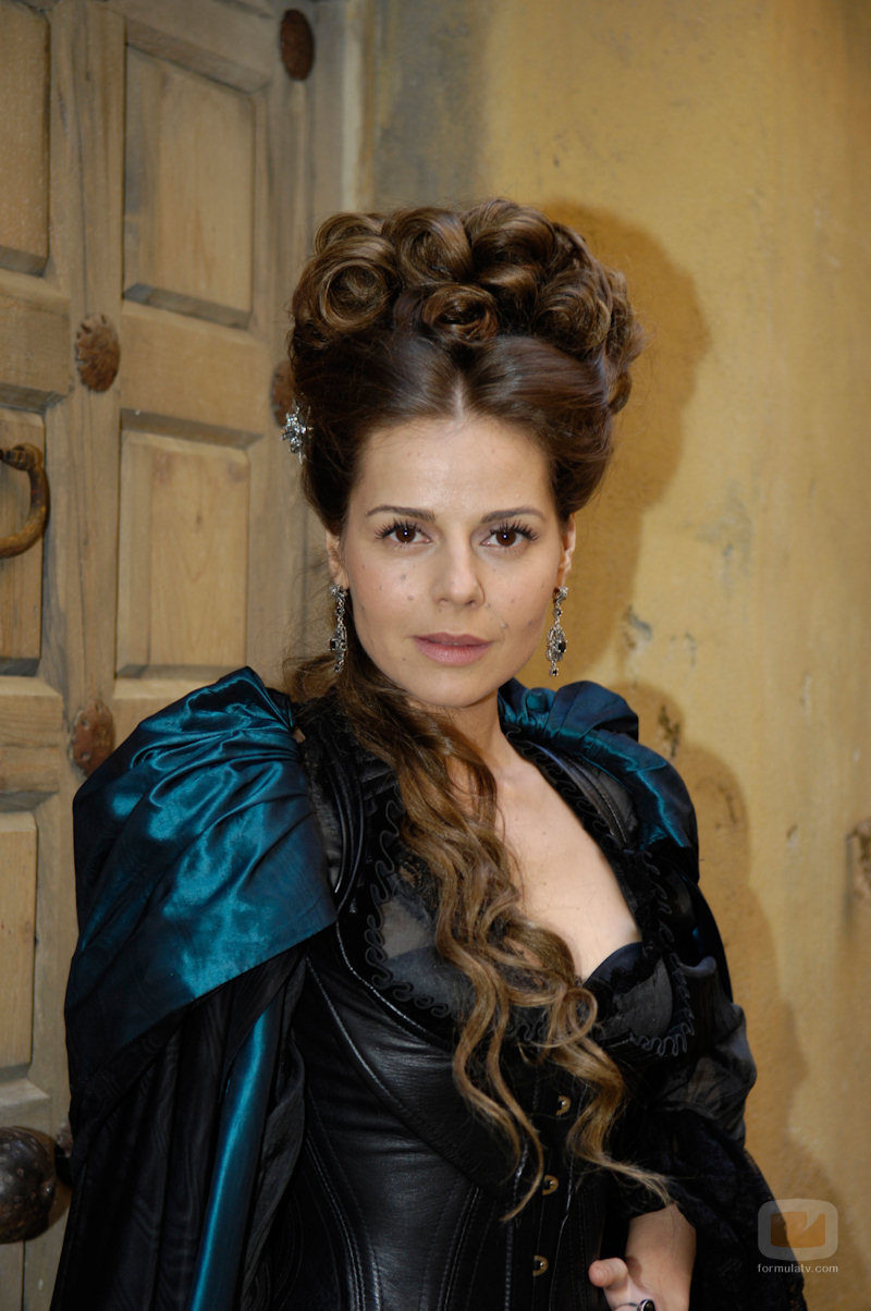Myriam Gallego en 'Águila Roja'