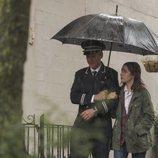 Maggie y Guzmin en 'Modern Love'
