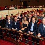 El equipo de 'Desaparecidos' en el Film Festival de Ourense