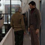 Imanol Arias y Andrés Velencoso en 'Velvet colección'