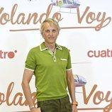Jesús Calleja presenta la temporada 5 de 'Volando voy'