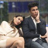Estela se apoya en Kiko Jiménez, en la Gala 6 de 'GH VIP 7'