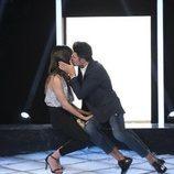 El beso entre Kiko Jiménez y Sofía Suescun, en la Gala 6 de 'GH VIP 7'