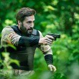 Guillaume Labbé como Adam Belmont, en 'Trauma'
