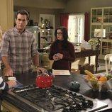 Parte de la familia Dunphy en 11ª temporada de 'Modern Family'