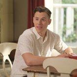 Nolan Gould como Luke Dunphy durante la temporada 11 de 'Modern Family'