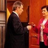 Nicolás Dueñas y Beatriz Carvajal en 'Aquí no hay quien viva'