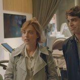 Leticia Dolera y David Verdaguer en 'Vida perfecta'