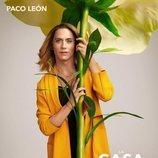 Paco León, en la segunda temporada 'La casa de las flores'