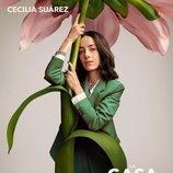 Cecilia Suárez, en la temporada 2 de 'La casa e las flores'