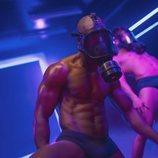 Raudel Raúl Martiato se desnuda en un striptease de 'Toy Boy'