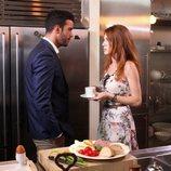 Los protagonistas de 'Te alquilo mi amor' son Elçin Sangu y Baris Arduç