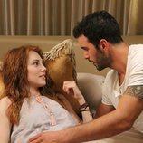 Elçin Sangu y Baris Arduç juntos en 'Te alquilo mi amor'