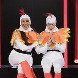 Irene Junquera y Adara Molinero, las nominadas de la Gala 7 de 'GH VIP 7'