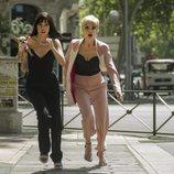 Maggie Civantos y Najwa Nimri en 'Vis a vis: El oasis'