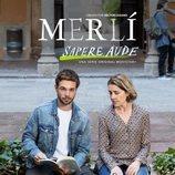 Cartel oficial de 'Merlí: Sapere Aude' con Carlos Cuevas y María Pujalte