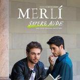Cartel oficial de 'Merlí: Sapere Aude' con Carlos Cuevas y David Solans