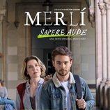 Segundo póster de 'Merlí: Sapere Aude' con Carlos Cuevas y María Pujalte