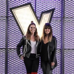 Pastora Soler es la asesora de Vanesa Martín en 'La Voz Kids'