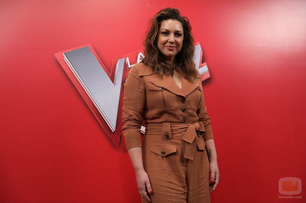 Niña Pastori, asesora de David Bisbal en 'La Voz Kids' de Antena 3