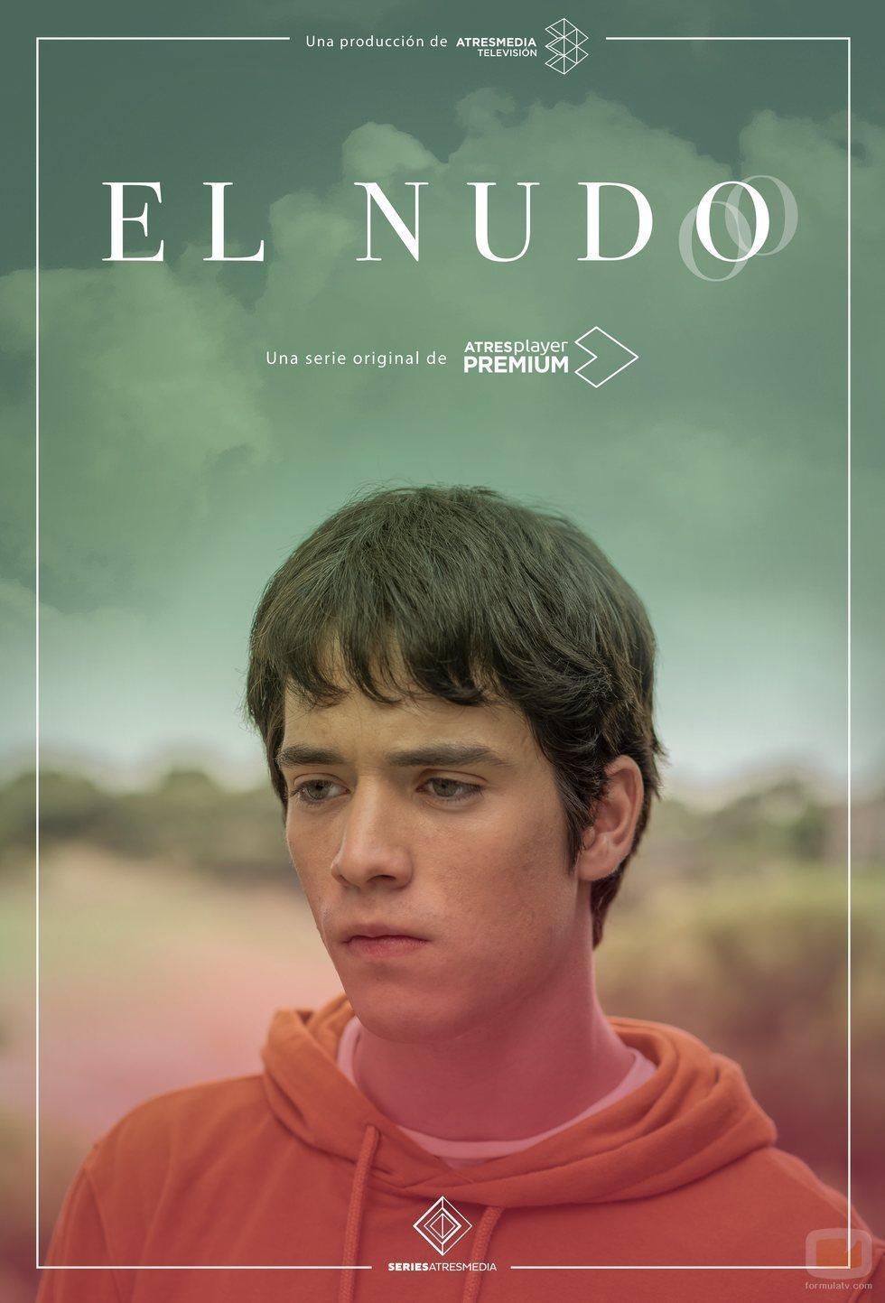 Cartel de Marcos Ruiz como Nico en 'El Nudo'