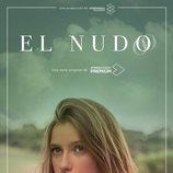 Cartel de Berta Galo como Mía en 'El Nudo'