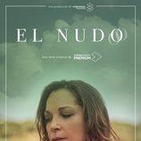 Cartel de Cristina Plazas como Rebeca en 'El Nudo'
