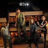 Cartel promocional de 'Ghostwriter', serie de Apple TV+