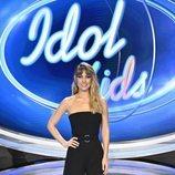 Edurne, miembro del jurado de 'Idol Kids'