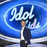 Jesús Vázquez, presentador de 'Idol Kids'