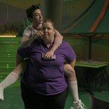Itziar Castro y Claudia Riera son Goya y Triana en 'Vis a vis: El Oasis'