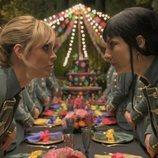 Macarena y Zulema, juntas en 'Vis a vis: El Oasis'