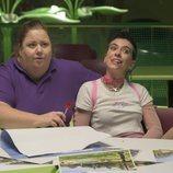 Claudia Riera e Itziar Castro, juntas en 'Vis a vis: El Oasis'