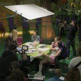 Rodaje de 'Vis a Vis: El Oasis', la secuela de la serie de Globomedia