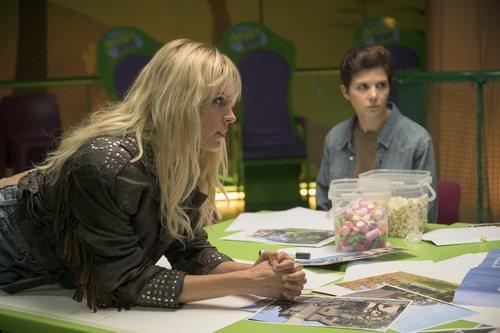 Maggie Civantos e Isabel Naveira en 'Vis a vis: El Oasis'