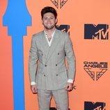 Niall Horan en la alfombra roja de los MTV EMAs 2019