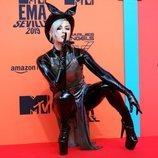Maruv en la alfombra roja de los MTV EMAs 2019