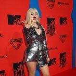 Ava Max en la alfombra roja de los MTV EMAs 2019