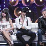 Sofía Suescun, Kiko Jiménez y Dinio García ,disfrazados en la Gala 9 de 'GH VIP 7'