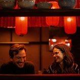 Guillermo Pfening y Laia Costa en 'Foodie Love'