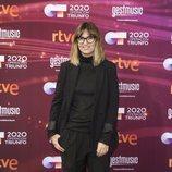 Noemí Galera en el casting de 'OT 2020' en Madrid