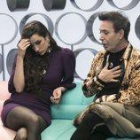 Adara y el Maestro Joao, muy afectados en la Gala 10 de 'GH VIP 7'