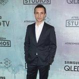 Pablo Derqui en la presentación de Atresmedia Studios