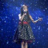 Melani García, ganadora de 'La Voz Kids 4' en Telecinco
