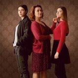 Las protagonistas de 'La señora Fazilet y sus hijas'