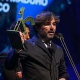 Jordi Évole recoge el premio Ondas 2019 de 'Salvados'
