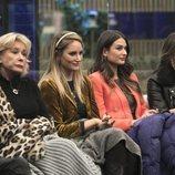 Mila Ximénez, Alba Carrillo, Estela Grande y Noemí Salazar en la Gala 11 de 'GH VIP 7'