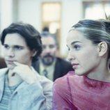 Carlos Castel y Carola Baleztena en 'Nada es para siempre'