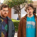José Ramón y Javier en 'El vecino'